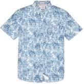 Original Penguin Classic Fit Floral Stretch Shirt