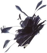 Jacques Vert Feather Flower Hair Clip