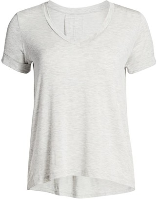 Majestic Filatures Semi-Relaxed V-Neck T-Shirt