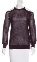 IRO Cutout Knit Sweater