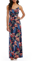 Tommy Bahama Sacred Groves Sleeveless Maxi Dress