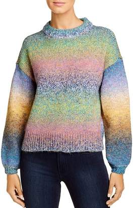 Vero Moda Temba Ombré-Stripe Sweater