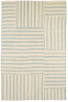 Ralph Lauren Canyon Striped-Patch Rug