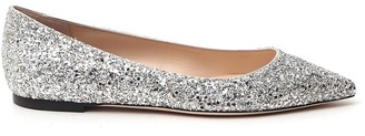 Jimmy Choo Romy Ballerina Flats