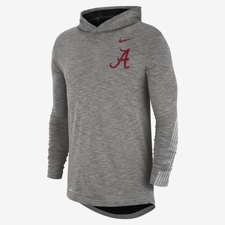 Nike Men's Long-Sleeve Hooded T-Shirt College (Alabama)
