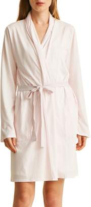 Natural Skin Julianna Organic Cotton Long Sleeve Robe