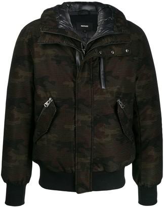 Mackage Camouflage Print Padded Jacket