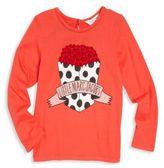 Little Marc Jacobs Toddler's, Little Girl's & Girl's Cherry Graphic Tee