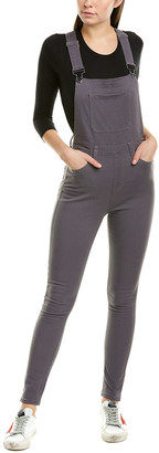 WeWoreWhat Classic Stretch High-Rise Skinny Overall