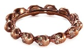 Delfina Delettrez Diamond 18k gold skull ring