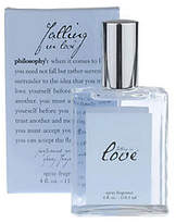 philosophy Super-Size Falling In Love Spray Fragrance 4 Oz.
