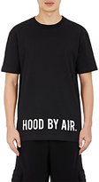 Hood by Air Men's T-Shirt-BLACK