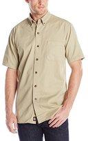 Dickies Men's Short-Sleeve Twill Performance Shirt