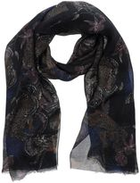Diesel Black Gold Oblong scarves