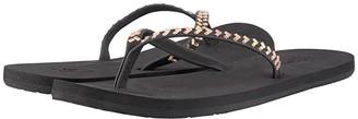 Reef Bliss Embellish (Black/Bronze) Women's Sandals
