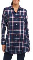 Foxcroft Women's Cici Plaid Shirt