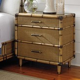 Tommy Bahama Twin Palms 3 Drawer Bachelor's Chest Home
