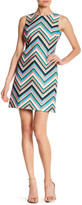 Taylor Geometric Shift Dress