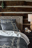 Anthropologie Embroidered Argenta Duvet