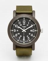 Timex Originals Camper Watch With Nylon Strap - Green