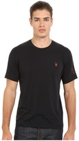 Spyder Route Graphic Short Sleeve Shirt