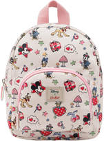 Cath Kidston Mickey and Minnie Little Patches Mini Rucksack