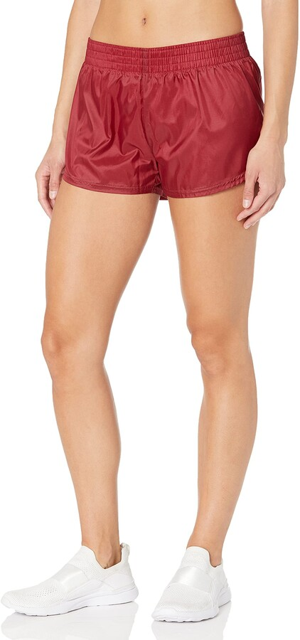 Thumbnail for your product : Soffe Women's Juniors Slick Short