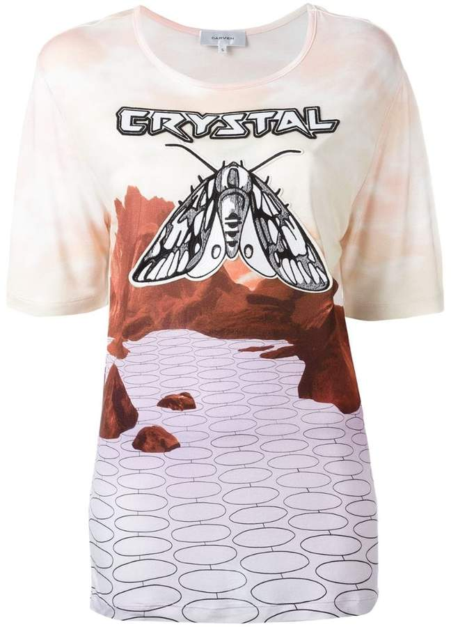 Carven 'Crystal' T-shirt