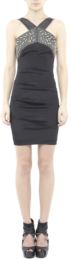 Nicole Miller South Side Piano Forte Dress
