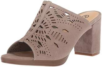 Bella Vita Women's Lark Heeled Sandal 8.5 W US