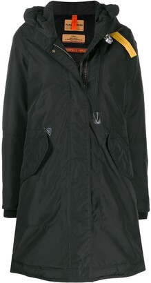 Parajumpers zipped hooded jacket