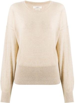 Etoile Isabel Marant Fine-Knit Round Neck Jumper
