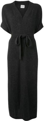 Le Kasha Oslo long cashmere cardigan
