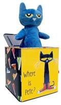 Kids Preferred Pete The Cat-Jack in the box