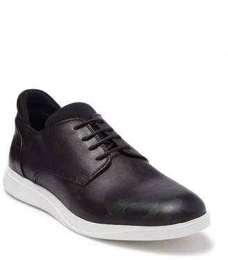Kenneth Cole Wolf Lace-Up Neoprene & Leather Sneaker