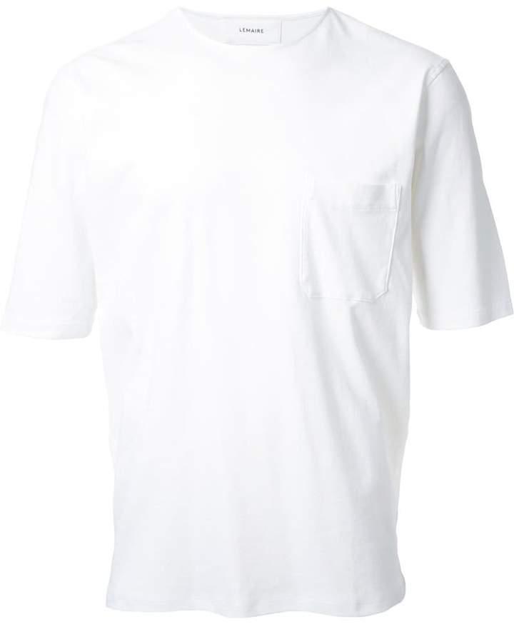 Lemaire patch pocket T-shirt
