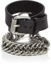 Alexander Wang Women's Double-Wrap Chain Bracelet