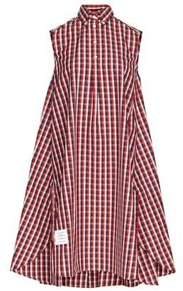 Thom Browne Sleeveless shirt dress