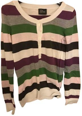 Peak Performance Multicolour Cotton Top for Women