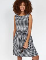 Fat Face Angie Gingham Dress