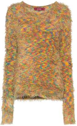 Sies Marjan Ange shaggy-knit jumper