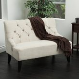 Christopher Knight Home Nicole Fabric Settee