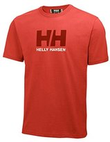 Helly Hansen Men's HH Logo T-Shirt, Melt Down, L
