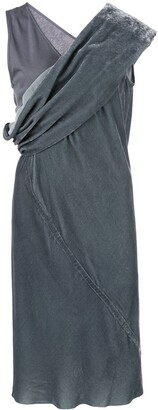 Rick Owens Layered Tunic Dress
