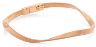 Marco Bicego Marrakech 18K Rose Gold Twisted Coil Bracelet