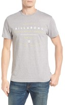 Billabong Men's Ambassador Graphic T-Shirt