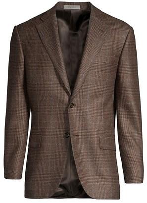 Corneliani Leader Wool Blazer