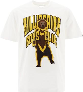 Billionaire Boys Club Standing Bear Printed T-Shirt