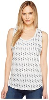 Roper 1134 Poly Rayon Loose Fit Tank Top Women's Sleeveless