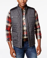 Tasso Elba Men's Quilted Vest, Only at Macy's
